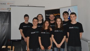 HackTUES organization team